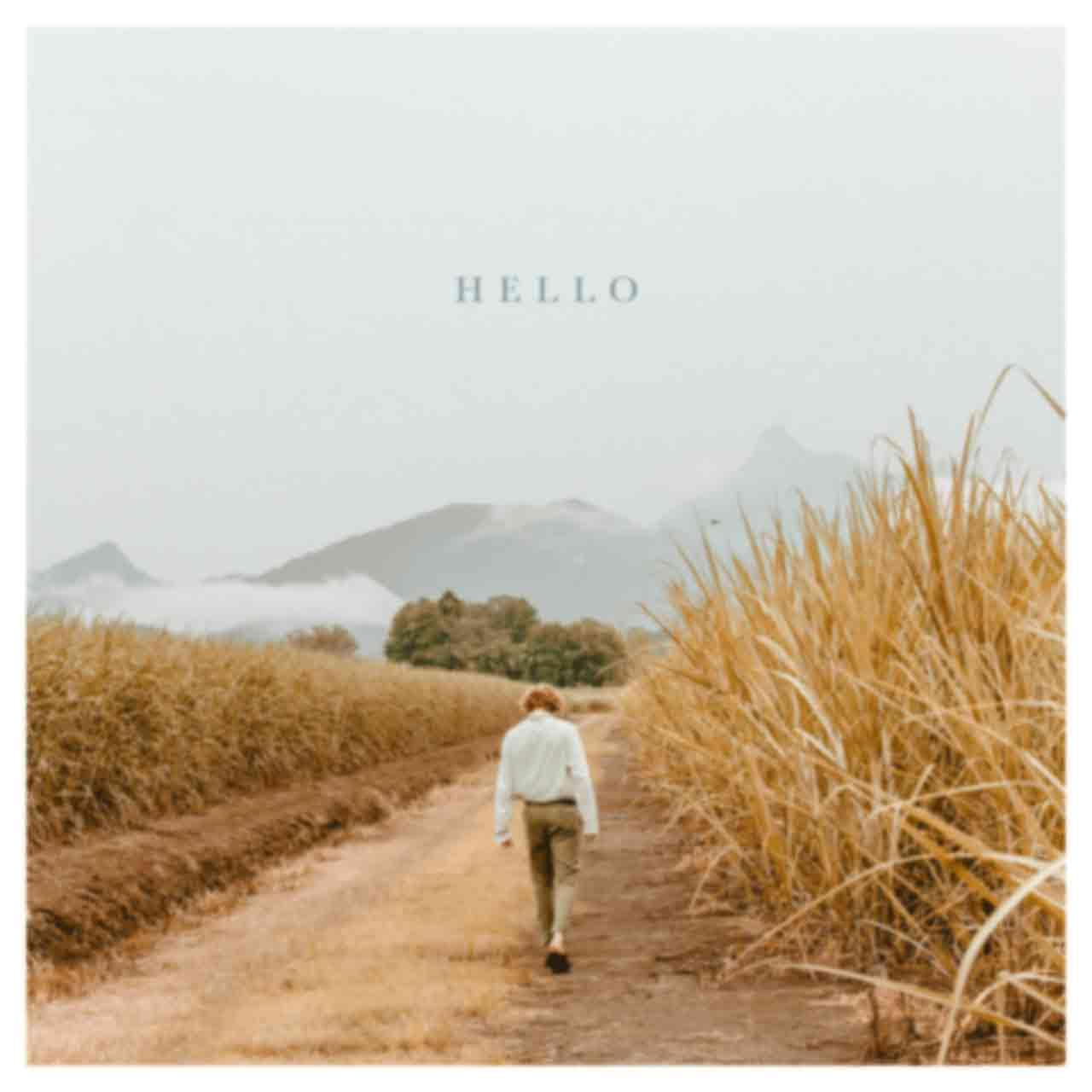 Hollow Coves Hello single art cover