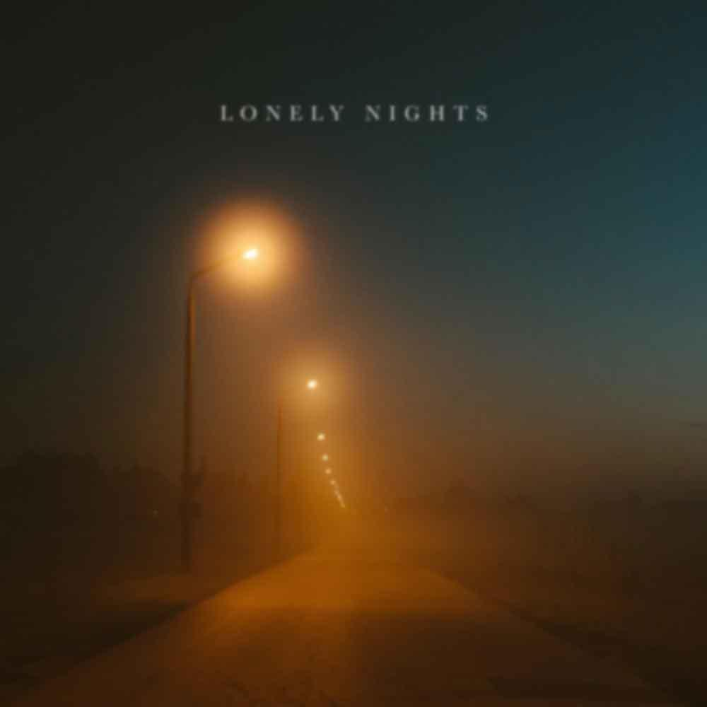 Hollow Coves Lonely Nights single art cover